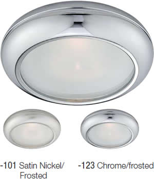 "Eurofase 24808 Round Downlight 3 1/4"" Recessed Trim"