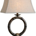 Uttermost 27368 Monson Bamboo Table Lamp