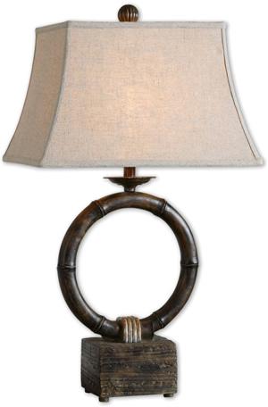 Uttermost 27368 Monson Bamboo Table Lamp