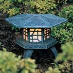 Hadco DK5 and DKL5 Pagoda Garden Light