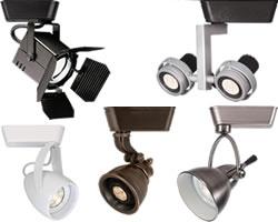 WAC Lighting LED Track Heads