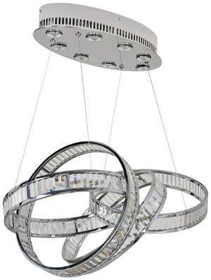 Allegri 022951 Anastagio Crystal Pendant