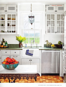 The Genteel Cottage October 2015 Southern Living