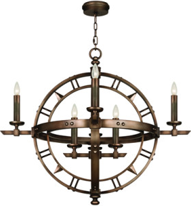Fine Art Lamps 860140, 860140-2 Pendant from the Liaison Collection