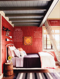 Country Living May 2016 Page 72, The Lure of the Lake