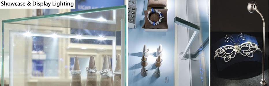 Showcase & Display Lighting