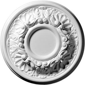 Ekena Millworks Odessa CM07OD/169881 Ceiling Medallion