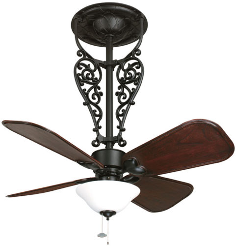 French Country Style - Fanimation Antique Reproduction Ceiling Fan