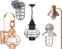 Nautical Outdoor Lights