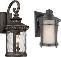 Transitional Outdoor Lights