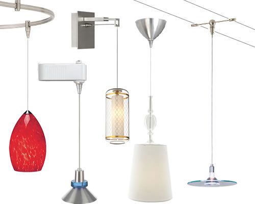 Tech Lighting Pendants are completely customizable.