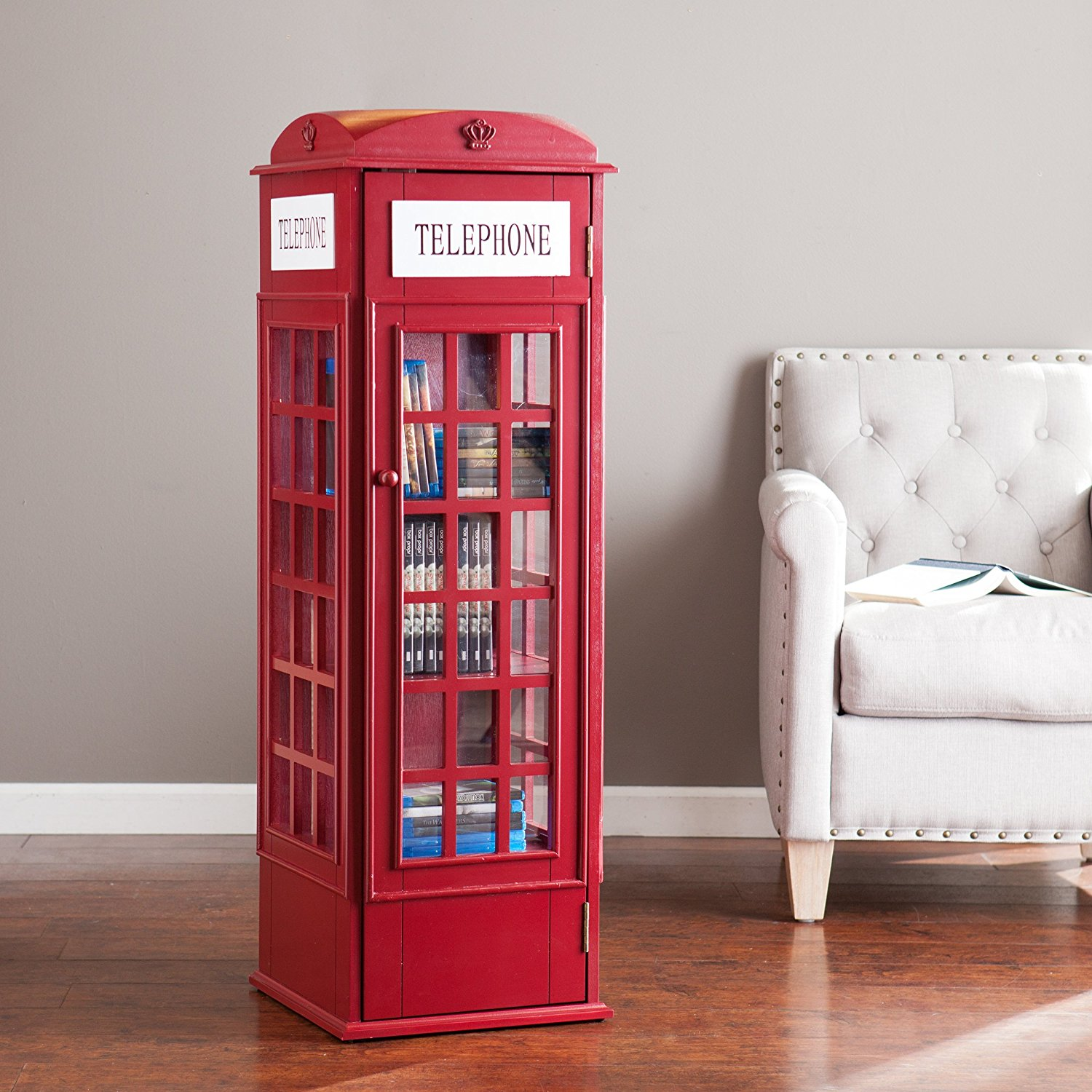 Bring A British Phone Booth Into Your Home My Design42