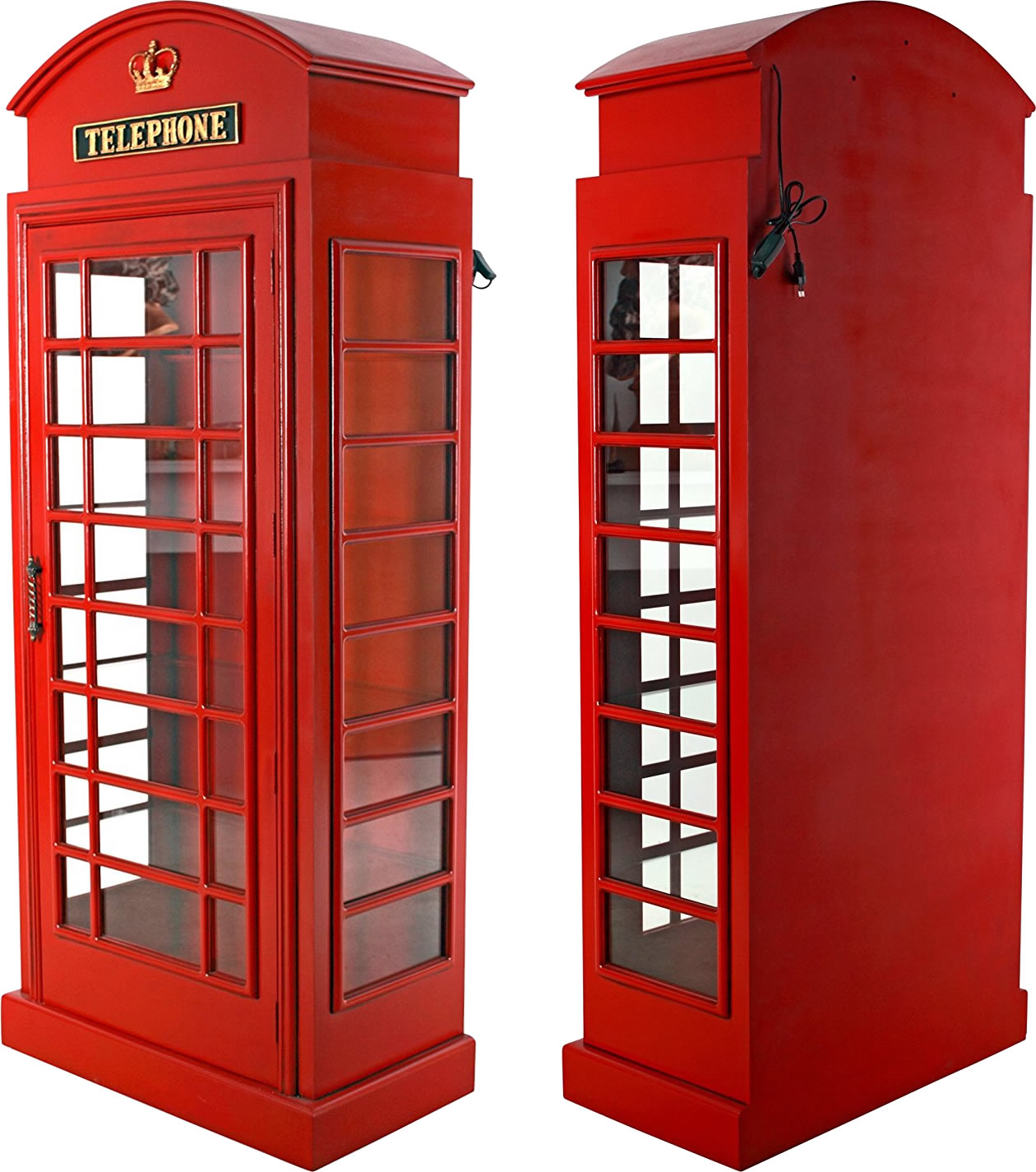 Marvelous Bring A British Phone Booth Into Your Home My Design42 Download Free Architecture Designs Scobabritishbridgeorg