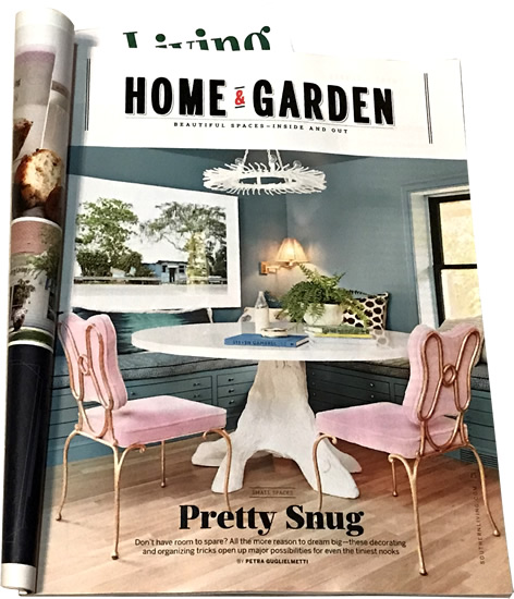 Pretty Snug, Southern Living January 2019 - Rules for Cottage Style— My Design42