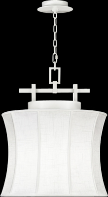Fine Art Lamps 233449 Pendant from the Black & White Story Collection