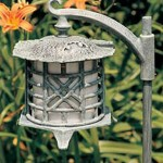 Hadco OPS1 and OPSL1 Pagoda Chinese Path Light on Arm