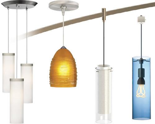 Tech Lighting Pendants for Track Lighting