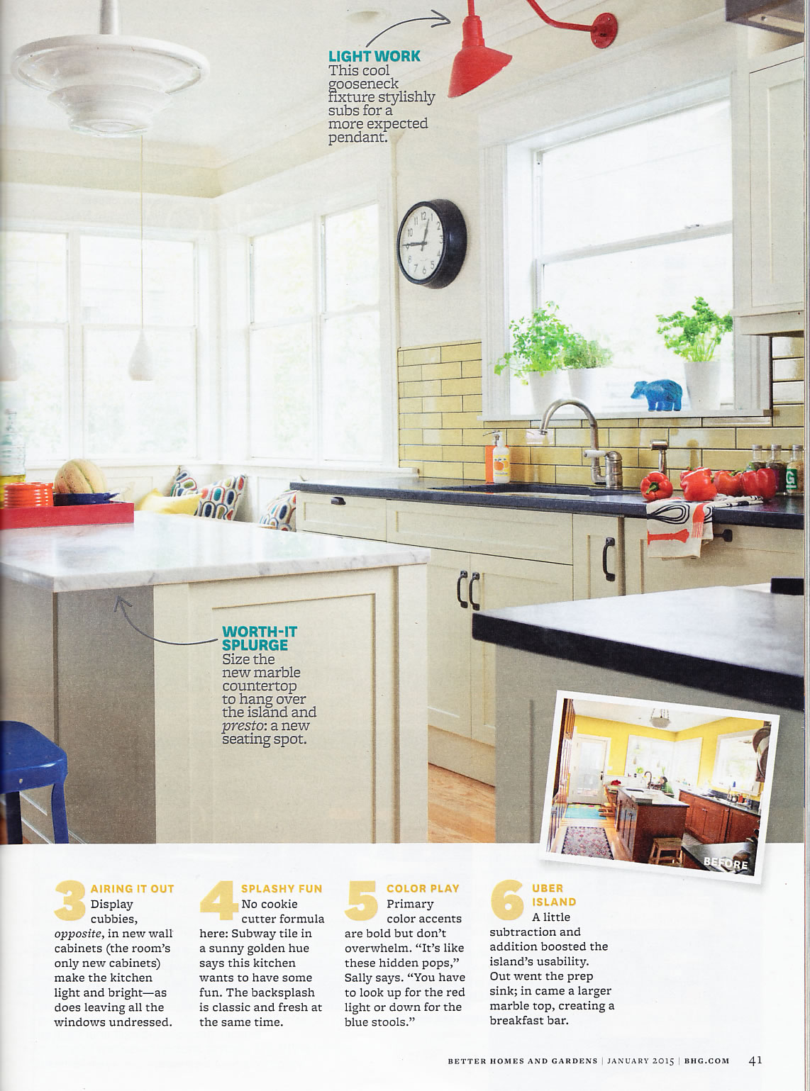 Better Homes and Gardens December 2014/January 2015