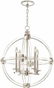 Fine Art Lamps 845840 Chandelier from the Grosvenor Square Collection
