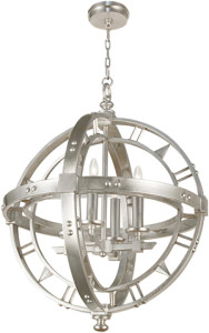 Fine Art Lamps 861240, 861240-2 Pendant from the Liaison Collection