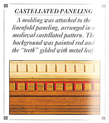 Castellated Paneling