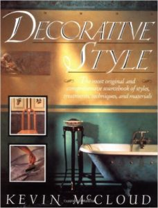 One of my favorite Decorating books is Decorative Style by Kevin McCloud, a set designer turned interior decorator.