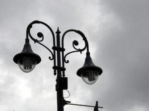 Street Lighting After - LED