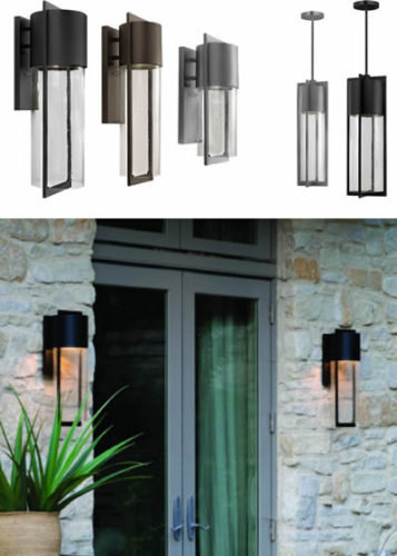 Hinkley Lighting Shelter Outdoor Collection