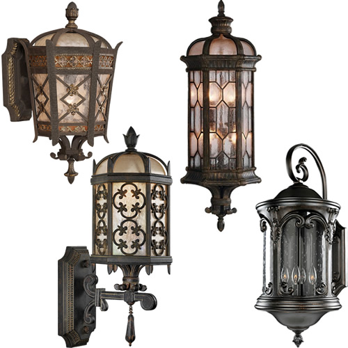 Antique Reproduction Outdoor Lighting