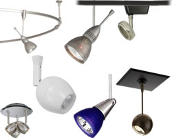 Track Lighting Heads