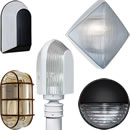 Besa Outdoor Costaluz Lighting for Extreme Environments