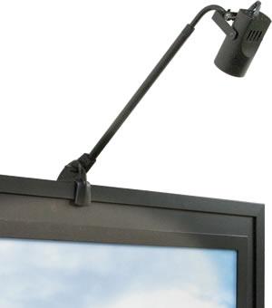 WAC DL-007 Low Voltage Clamp Mount Display Lights
