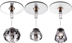 WAC Beauty Spots Recessed Lighting