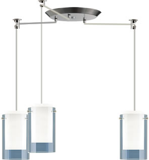 Tech Lighting Low Voltage Multi-port Canopy with Swag Hooks