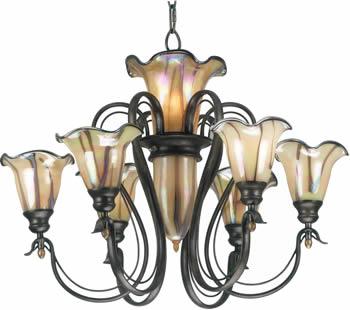 Art Deco And Nouveau Lighting