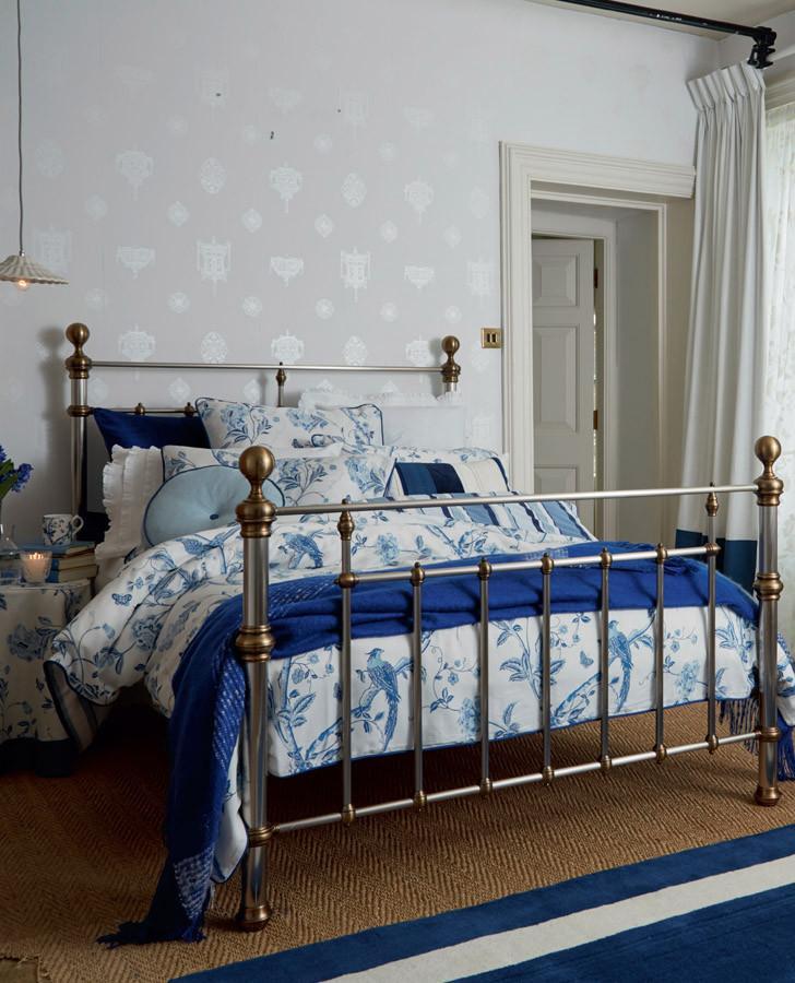 Bed Linens Laura Ashley Bird Linen, Laura Ashley Bluebirds Bedding