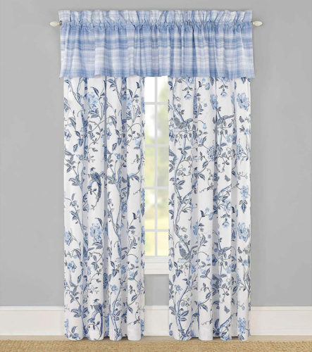 Laura Ashley Summer Palace Drapes