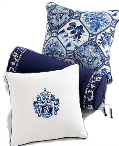 Ralph Lauren Palm Harbor Decorative Pillows