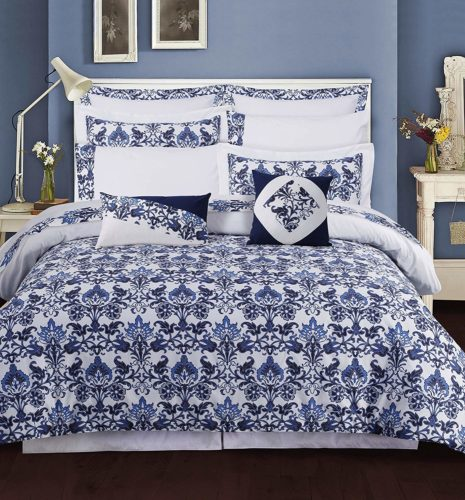 Tribeca Living Catalina Twelve-Piece Bedding Set