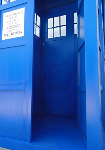 "The door is 75.5"" high, 20"" wide. - Love The Doctor? Full Size Police Call Box Tardis – Doctor Who Gift"