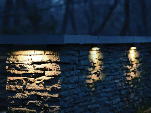 WAC Lighting Hardscape LED Landscape Lighting mounts easily. Screw to handrails, bench seats, decks, steps and fences. Brackets mount easily to stone, brick and walls.