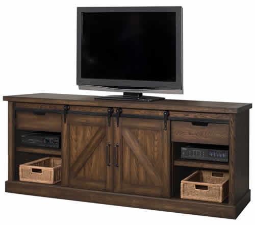 """Martin Furniture Avondale 86"""" Console IMAE380"""