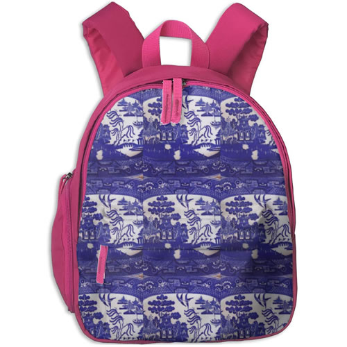 CLD Customed Blue Willow Backpack