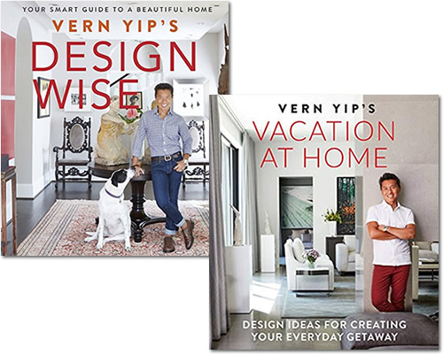 Design Wise and Vacation at Home by Vern Yip from TLC and HGTV