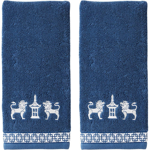 Vern Yip Chinoiserie Hand Towels