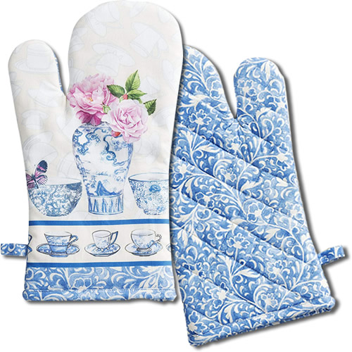Maison d' Hermine Canton Oven Mitts