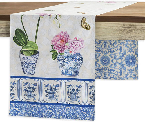 Maison d' Hermine Canton Table Runner