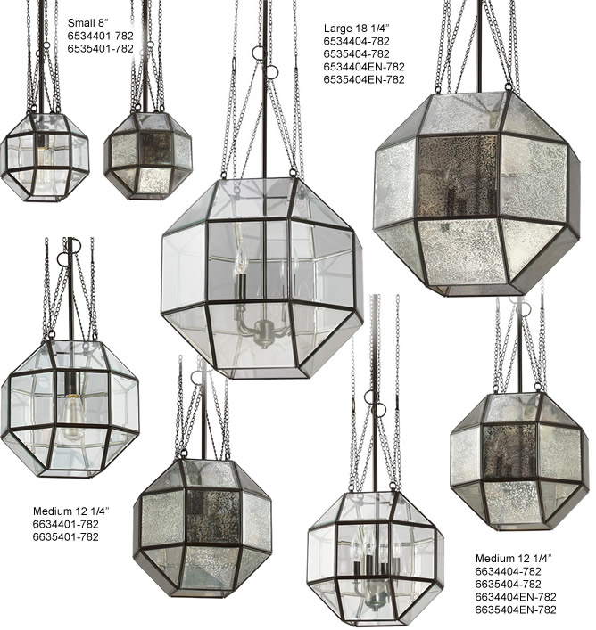 Sea Gull Lighting Lazlo Collection Pendants