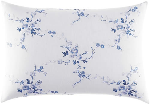 Embroidered Charlotte Breakfast Pillow from Laura Ashley