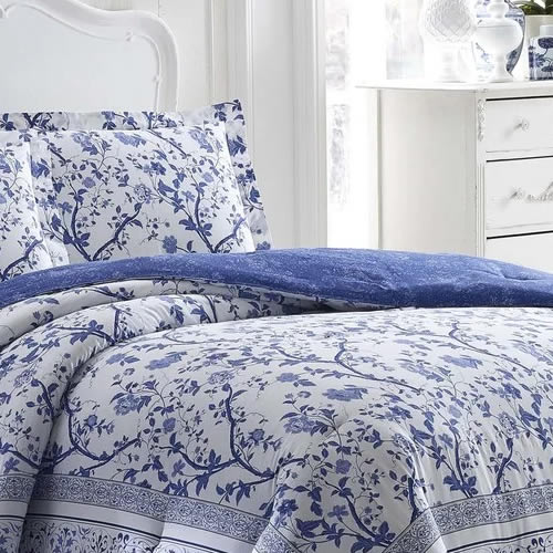 Laura Ashley Charlotte Comforter Set